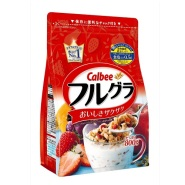 【日本乐天国际】卡乐比麦片 800g*18包