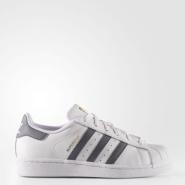 adidas 阿迪达斯 Originals SUPERSTAR 大童款运动鞋 成人可穿
