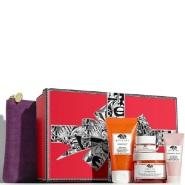 【限时解禁可直邮】价值£50!Origins 悦木之源 咖啡因亮肤圣诞超值套装