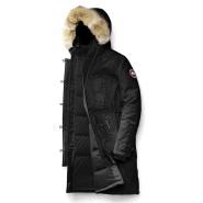 史低价 包邮包税!Canada Goose 加拿大鹅 Kensington 修身款 女士派克大衣羽绒服 2506L
