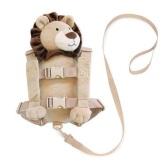 【立減$8+免郵中國】Goldbug 動物兩用防走失背包 獅子
