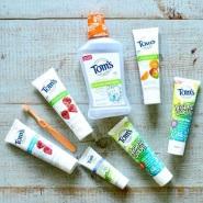 【今天结束】Vitacost:Tom's of Maine 个人护理产品 牙膏、香皂、漱口水等