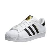 【黑色星期五】包邮+关税补贴!55mall:Adidas Originals Superstar 金标运动鞋 大童款
