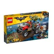 【黑色星期五】 LEGO 乐高 蝙蝠侠系列 杀手鳄的巨轮车 70907