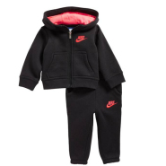 Nike Fleece Hoodie & Pants Set 童款运动套装