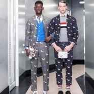 【网络星期一】Saks Fifth Avenue 官网 : 精选 Thom Browne 男士绅士风服饰鞋包