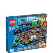 【网络星期一】限时8.8折!LEGO 乐高城市组货运列车60052益智拼装积木玩具