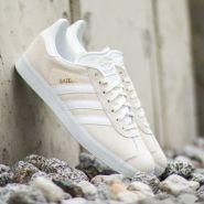 大码好价!【美亚自营】adidas Originals Gazelle 中性款麝皮时尚休闲运动鞋