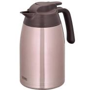 新低价!【中亚Prime会员】THERMOS 膳魔师 不锈钢热水壶 可可色 1.5升