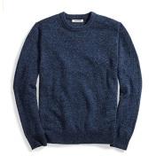100%羊毛~【美亚自营】Goodthreads  男装 圆领纯羊毛衫