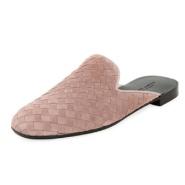 【7折特价】尺码全!Bottega Veneta 纳帕皮编织穆勒鞋