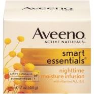 【中亚Prime会员】Aveeno 艾维诺 抗氧化保湿晚霜 48g*3瓶