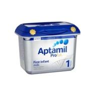 【免邮】Aptamil 爱他美 Profutura 铂金版幼儿配方奶粉1段 0-6个月婴儿 800g