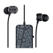 【中亚Prime会员】AKG 爱科技 N20NC 黑色 消噪耳机