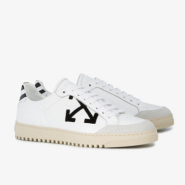 Off-White White Arrow Logo Sneakers 女款箭头小白鞋