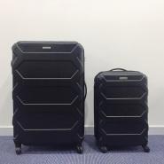 小降!【中亚Prime会员】Samsonite 新秀丽 Magnitude Lx 行李箱20/28寸2件套 黑色