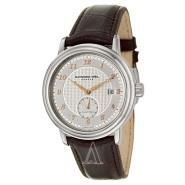 【年终特卖】Raymond Weil 蕾蒙威 Maestro 系列 2838-SL5-05658 男士机械手表
