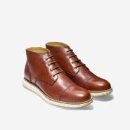 6.8折!Cole Haan 男士商务高帮系带皮鞋