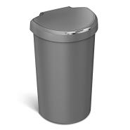 让扔垃圾变的人性化!【中亚Prime会员】Simplehuman 自动感应垃圾桶 40升