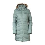 3色可选,码全,免运费!Marmot 土拨鼠女式700蓬长款修身保暖羽绒服
