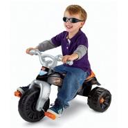 【中亚Prime会员】Fisher-Price 费雪哈雷摩托车造型玩具车