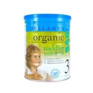 【立减8澳+免邮】Bellamy's 贝拉米 有机婴幼儿配方奶粉 3段 1岁+ 900g