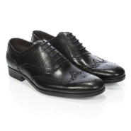 【中亚Prime会员】Clarks 其乐 Banfield 男士商务布洛克正装皮鞋