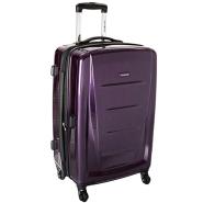 【中亚Prime会员】Samsonite 新秀丽 Winfield 2 24寸行李箱 紫色