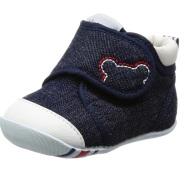 【中亚Prime会员】MIKIHOUSE 一段婴儿学步鞋 10-9372-978