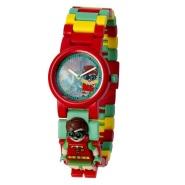 【中亚Prime会员】LEGO 乐高蝙蝠侠大电影 蝙蝠侠迷你公仔链接手表(多色可选)
