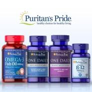 【13%限时高返】Puritan's Pride 普丽普莱:全场自营品牌保健品