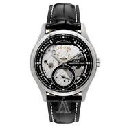【年终特惠】限量499块!Armand Nicolet 艾美达 L14 系列 A750AAA-NR-P713NR2 男士机械手表