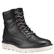 "Timberland Kenniston 6"" Lace Up Boot 女款真皮系带靴"