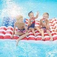 大家一起玩水吧!Gymboree 金宝贝:全场儿童泳装、沙滩装、配饰等
