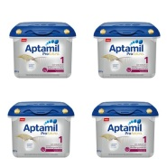 【中亚Prime会员】Aptamil 爱他美 婴儿 Pronutra 婴幼儿奶粉 1段 800g*4
