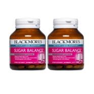 【2件包邮装】Blackmores 澳佳宝 血糖平衡片 90片*2瓶