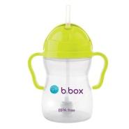 【立减5澳+免邮】B.box 婴幼儿重力球吸管杯 防漏 240ml 菠萝绿 6个月+