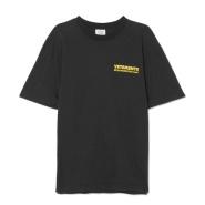 【反向海淘更划算!】Vetements Metal oversized printed 女士棉质T恤