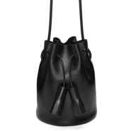 Building Block Black Mini Bucket Bag 黑色迷你款水桶包