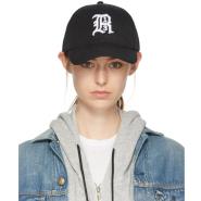 最后一只~R13 Black Logo Cap 黑色logo图案帽子