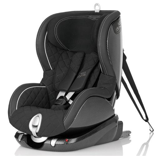 純德國手工制作!全球限量500個!賣一個就少一個!Britax R?mer Trifix 限量款黑色經典安全座椅