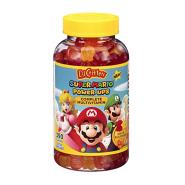 【中亚Prime会员】L'il Critters 儿童多种维生素软糖190粒 超级玛丽版本