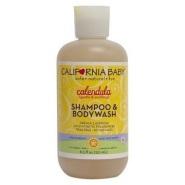 【立减$7+免邮中国】California Baby 加州宝宝 金盏花系列洗发沐浴露 251ml