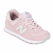 上新!New Balance 新百伦 574 女士麂皮复古运动鞋