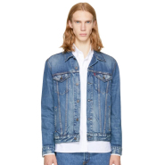 Levi's Blue Denim 'The Trucker' Jacket 男款牛仔夹克