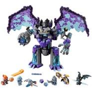 近期好价!LEGO 乐高 Nexo Knights 未来骑士团系列 70356 石头巨魔大决战