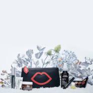 【闪促1天!价值£191】额外7折!Lulu Guinness X Lookfantastic 美妆礼包