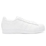 us8 还有货~adidas Originals White Superstar Sneakers 女款纯白运动鞋