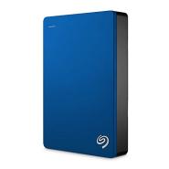 【中亚Prime会员】Seagate 希捷 5TB 移动硬盘 STDR5000102 蓝色