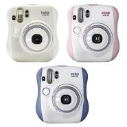 【中亚Prime会员】FUJIFILM 富士 instax mini 26 拍立得相机 白色/粉色/蓝白色